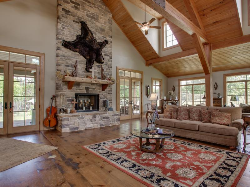 luxury living room texas land and ranches for sale