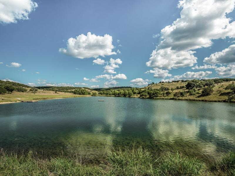 creeks texas land sales