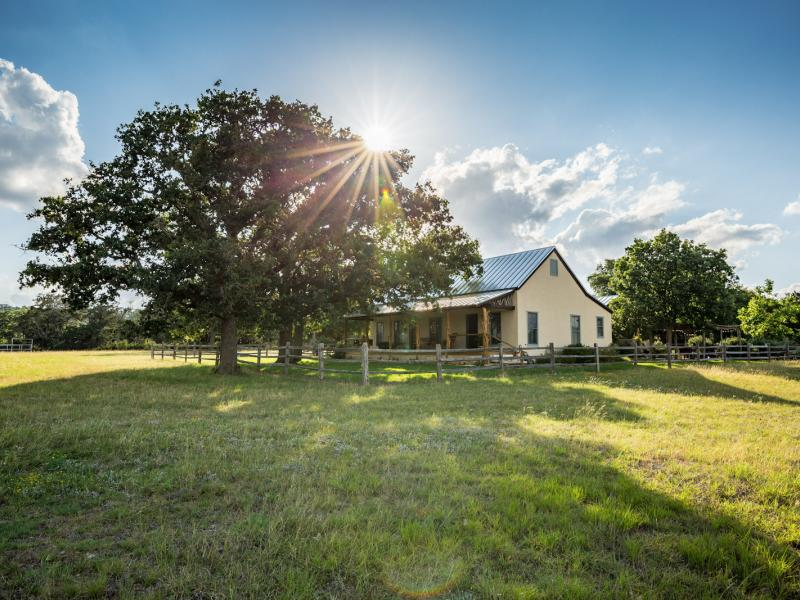 country home ranches in texas