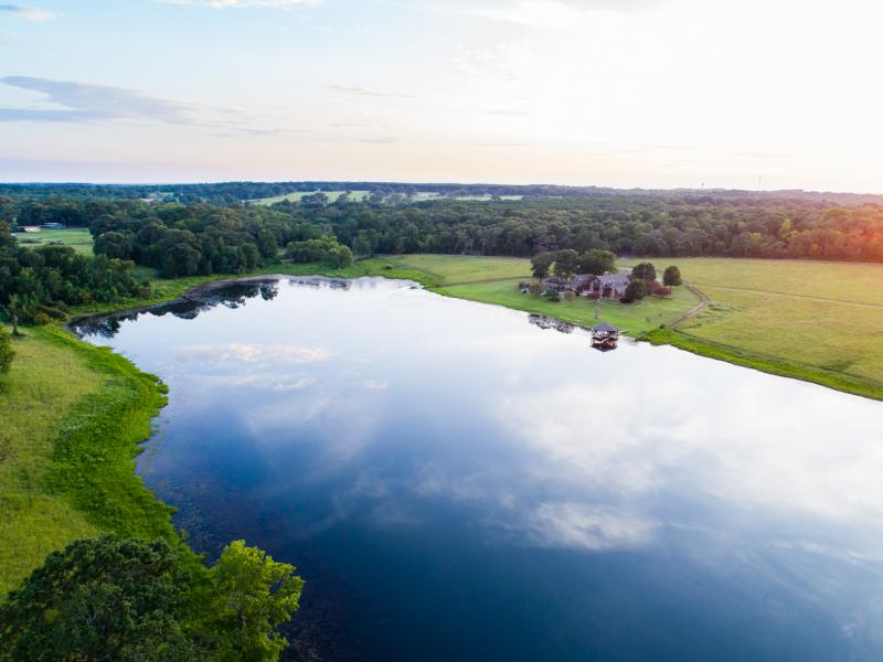 pond south texas ranches for sale