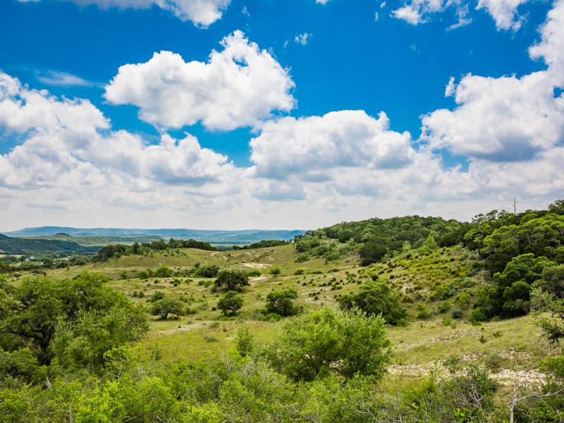 Tarpley Ranch is a recreational ranch for sale in Bandera County