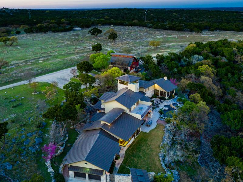 7 Springs Ranch improved land for sale in Texas.