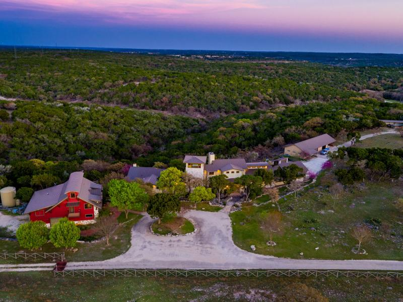 7 Springs Ranch is an improved ranch available for sale in Texas.