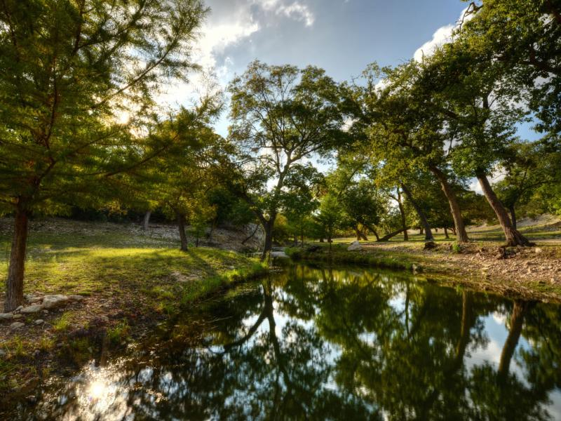 7 Springs Ranch is a water land available for sale in Kerr County.