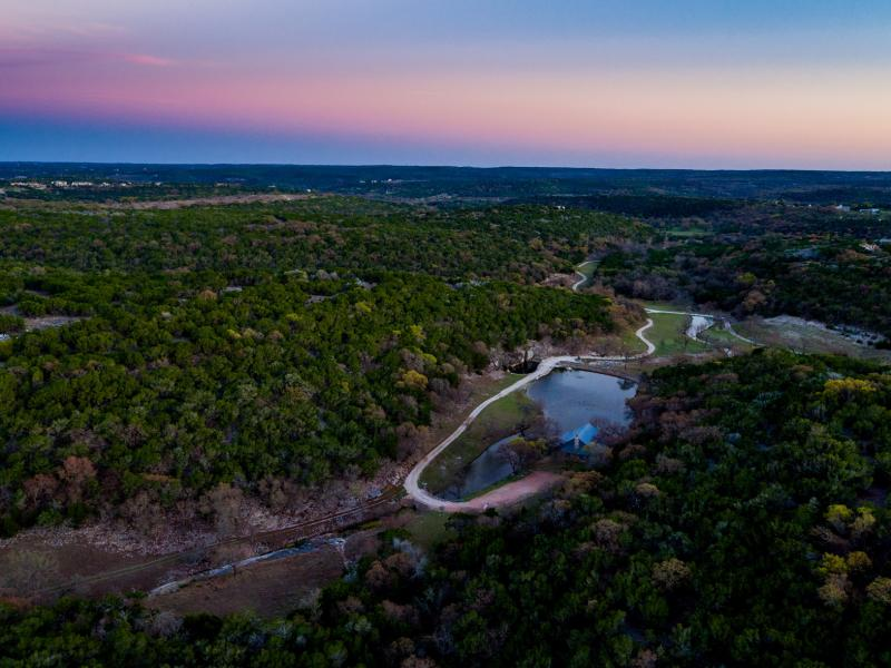 7 Springs Ranch water property for sale in Texas.