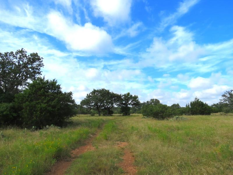 Horseshoe Bay 72 hiking path property for sale in south texas