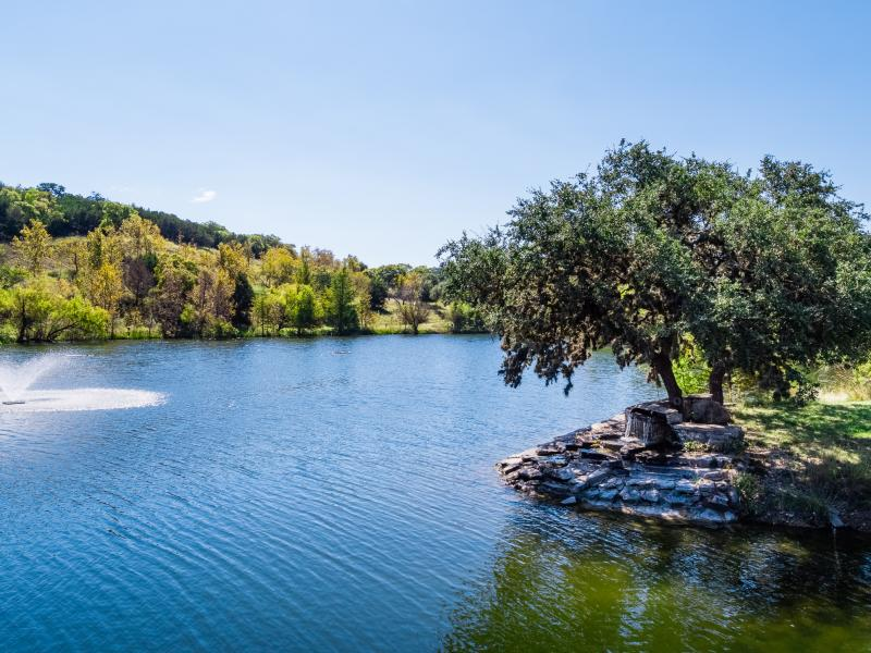 Eagle Ridge is a recreational ranch for sale in Kerr County