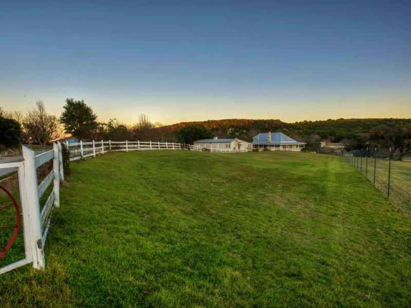 Eagle Ridge Ranch is a horse property for sale in the Texas hill Country