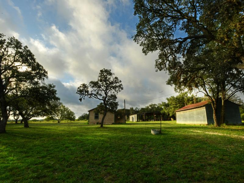 Turtle Creek Ranch is a hunting property for sale in Texas